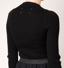 Jumper, £295, by Maison Martin Margiela, brownsfashion.com