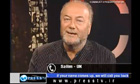 George Galloway during his stint for Press TV.