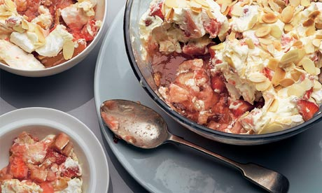 Big mess trifle recipe | Dan Lepard | Life and style | The Guardian