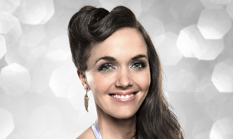Victoria Pendleton, Strictly Come Dancing 2012