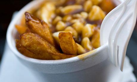 Junk food chips