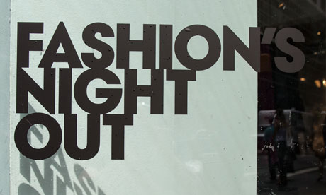 Fashion's Night Out 2012