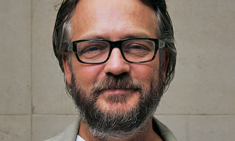 What I see in the mirror: Charlie Higson