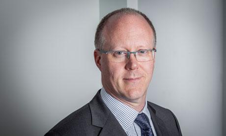George Entwistle - Director General BBC