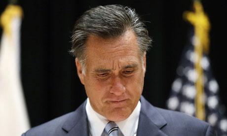 Mitt Romney press conference