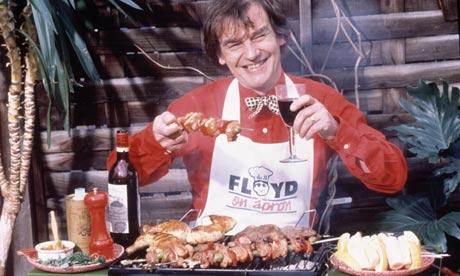 TV chef Keith Floyd
