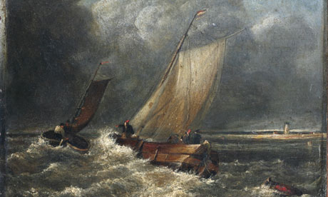 'Missing Turner' painting to be unveiled Turner experts to present evidence that seascape bought for £3,700 at golf club auction eight years ago may be lost work