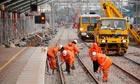 Britain - rail disruption