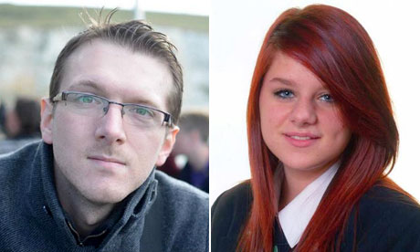 Jeremy Forrest and Megan Stammers