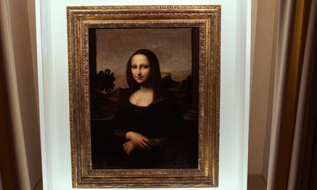 Mona Lisa - younger version to be unveiled in Geneva