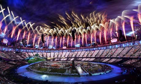 ***BESTPIX***2012 Olympic Games - Opening Ceremony
