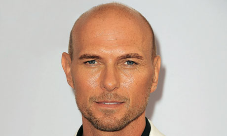 What I see in the mirror: Luke Goss