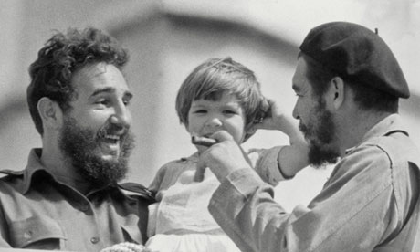 Why Che's daughter fights to preserve his image as idealistic revolutionary  Forty-five years after Che Guevara's death, his daughter, Aleida, talks about growing up in the shadow of a world-famed leader