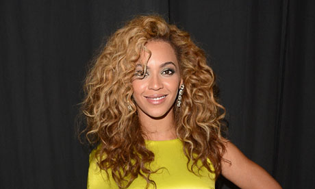 Beyoncé … 'Famous women can sing about independence, as long as they're wearing next to nothing'