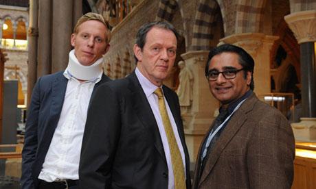 Lewis, ITV drama