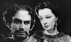 Vivien Leigh and Laurence Olivier in Macbeth
