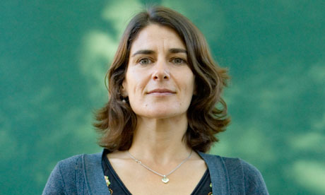 Esther Freud author of Hideous Kinky