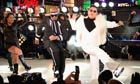 MC Hammer and Psy perform at Dick Clark&#39;s New Year&#39;s Rockin&#39; Eve