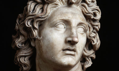 Head of <Alexander the Great>