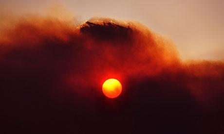 Australian heatwave causes wildfires