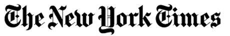 New York Times masthead