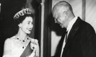 Stodgy? In Letters of Note, the Queen gives President Eisenhower her recipe for scones.