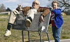 Johnny Knoxville and Jackson Nicoll in Bad Grandpa.