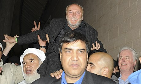 Bradford West by-election George Galloway