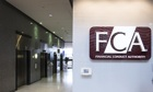 FCA offices in Canary Wharf