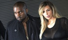 Kanye West Kim Kardashian … big wedding plans.