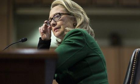 Hillary Clinton 2012