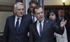 Russia still planning Syria international peace conference, says Medvedev