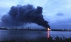 Dagenham fire