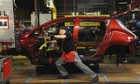 Manufacturing leads recovery in global economy