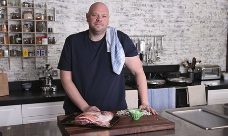 Tom Kerridge is among the celebrity chefs with recipe books out this Christmas.