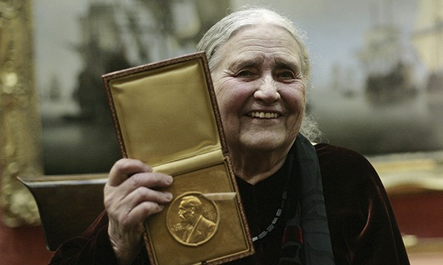 Doris Lessing dies aged 94www.th