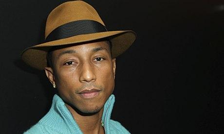 Pharrell … he's been a busy boy.