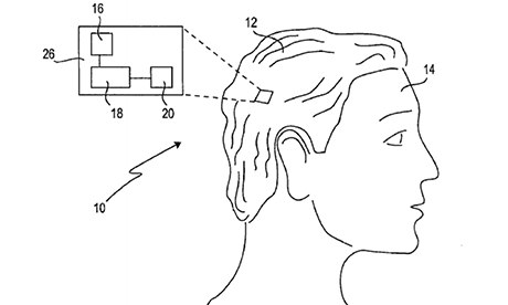 Is Sony's 'smart wig' even more absurd than Google Glass?