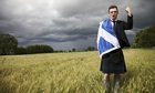 Freedom … 'I really want Scotland to go for it'