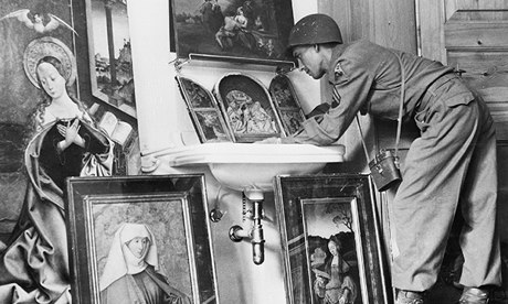 Goering's art collection