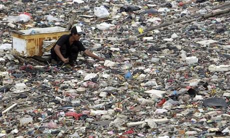 Токсичные города и отравленные реки: побочный продукт промышленности для богатых
