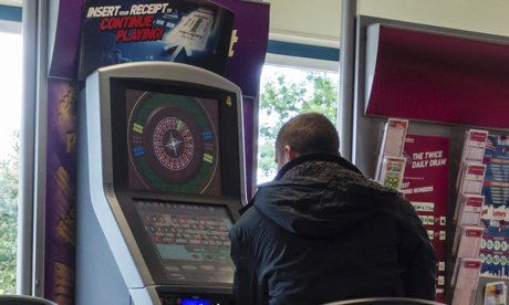 gambling machines drug dealers launder money