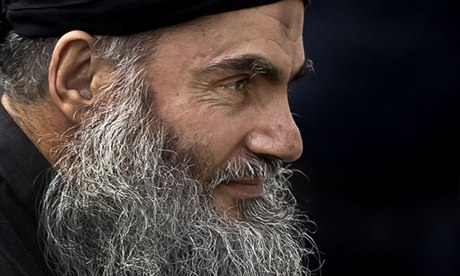 Abu Qatada pleads not guilty to terror charges...