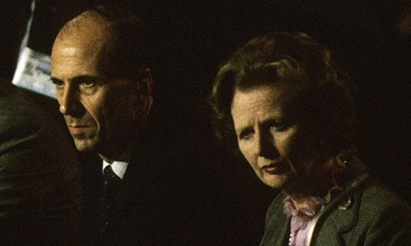 Tebbit and Thatcher