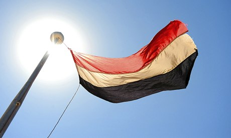 National flag of Yemen