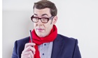 Richard Osman … he's asking the questions …