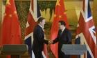 David Cameron and Li Keqiang