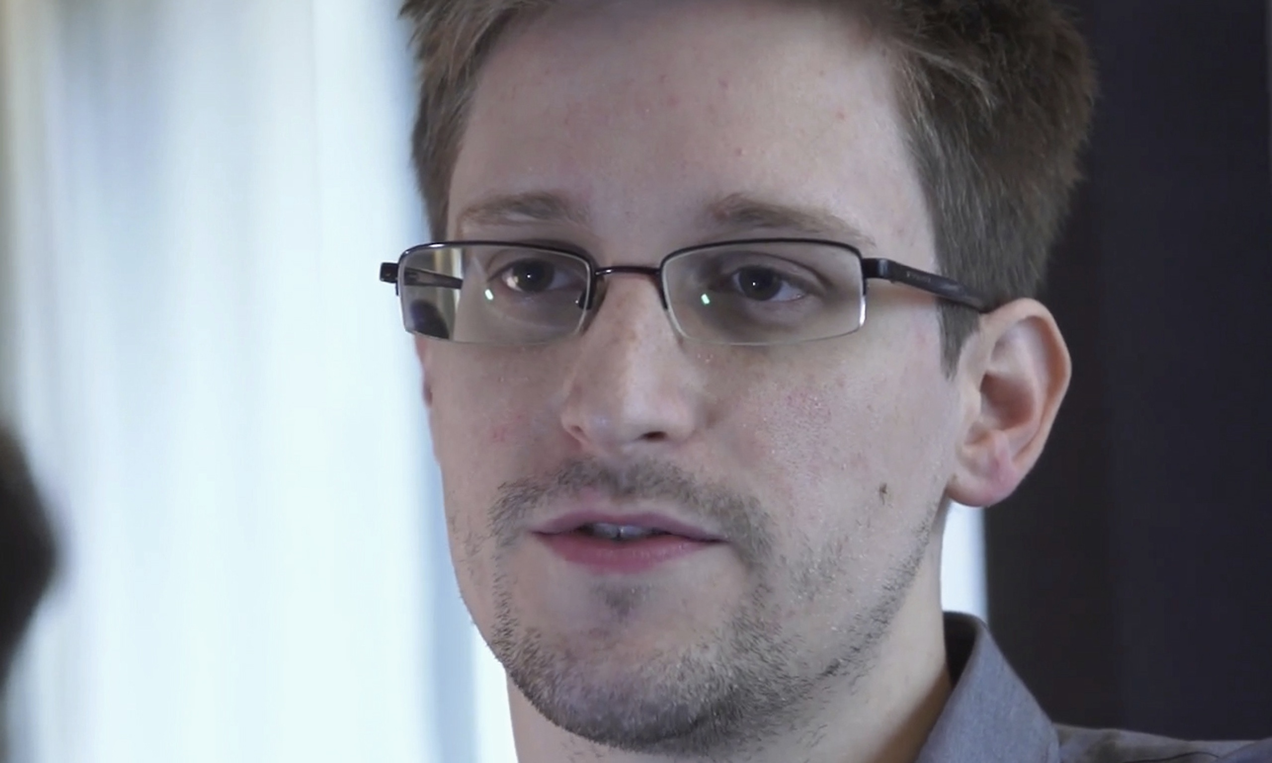 Edward Snowden broadcasts Channel 4's alternative Christmas Day message | US news | The Guardian - Edward-Snowden-014