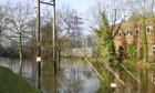 Surrey village floods