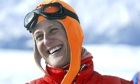 Michael Schumacher smiling in ski gear